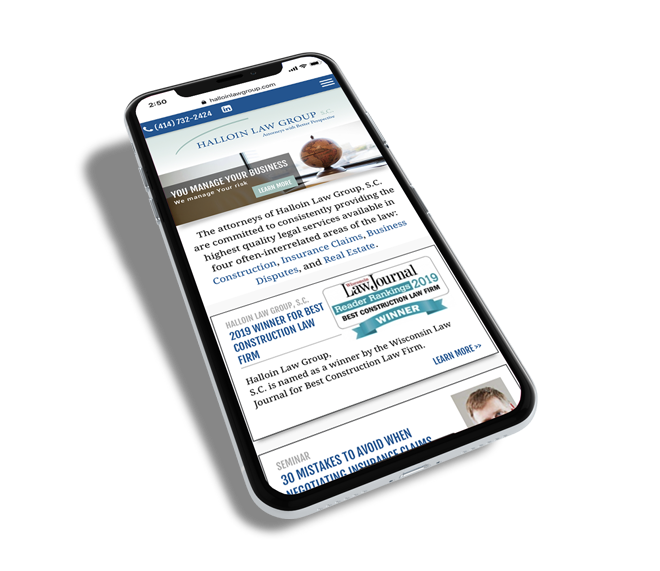 Mobile Friendly / Responsive Strategy
